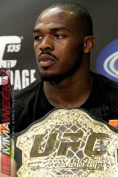 Jon Jones Isn't Looking for Superfight, but He's Not Afraid of Anderson Silva or Any Man