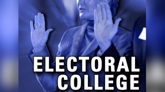Race for the White House: Electoral College update