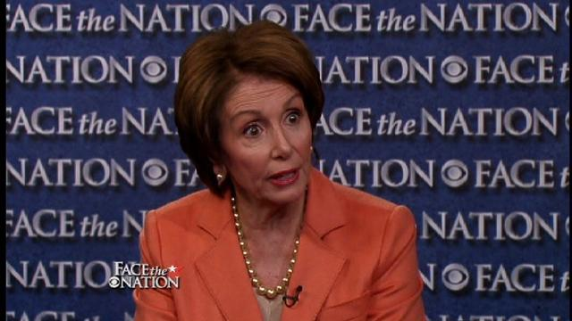 Pelosi: Revenues not done
