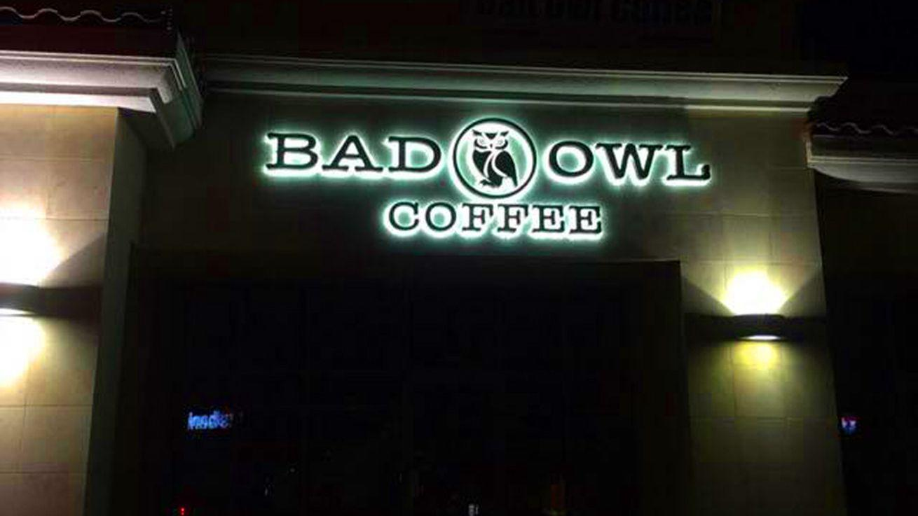 Bad Owl Coffee To Cast a Harry Potter Spell on Henderson