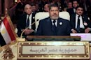 Egypt's Morsi warns against foreign meddling