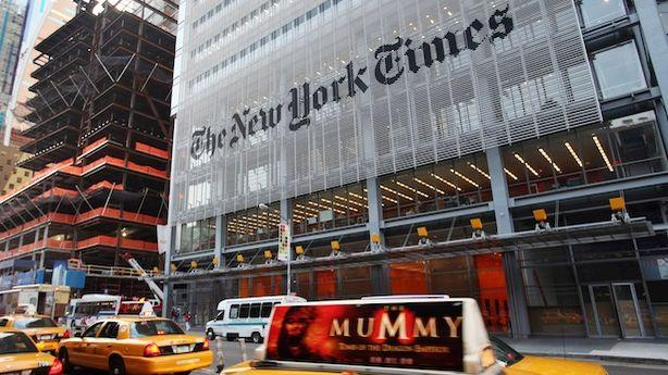 The New York Times Is Threatening Layoffs Again