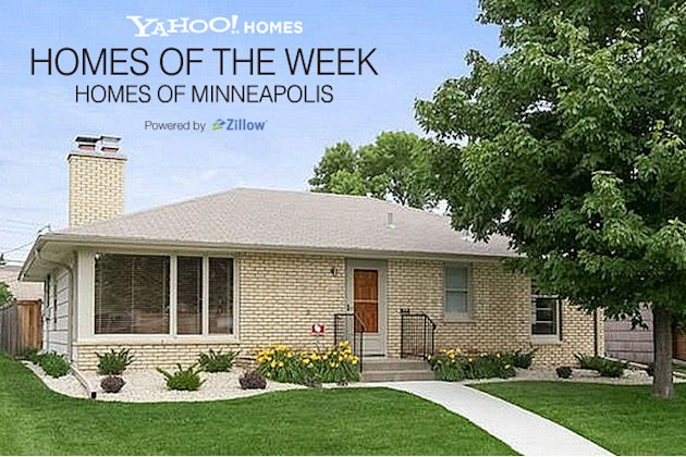 homes of week: minneapolis