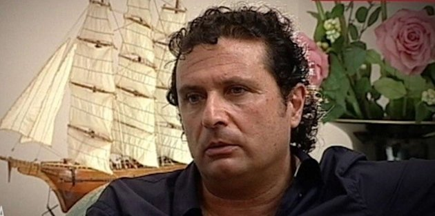 Francesco Schettino, commandant du Costa Concordia