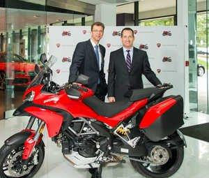 VW Credit, Inc. Announces Launch of Ducati Financial Services
