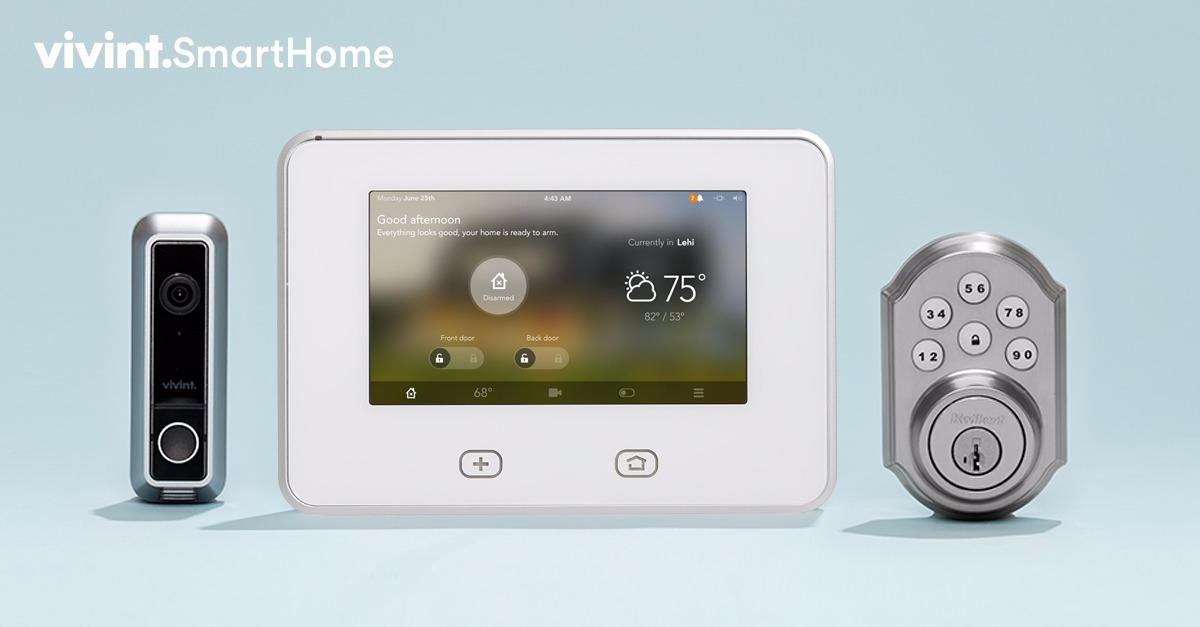Make your home a Vivint Smart Home.