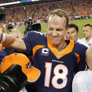 Peyton Manning Breaks Record for Career Touchdown Passes