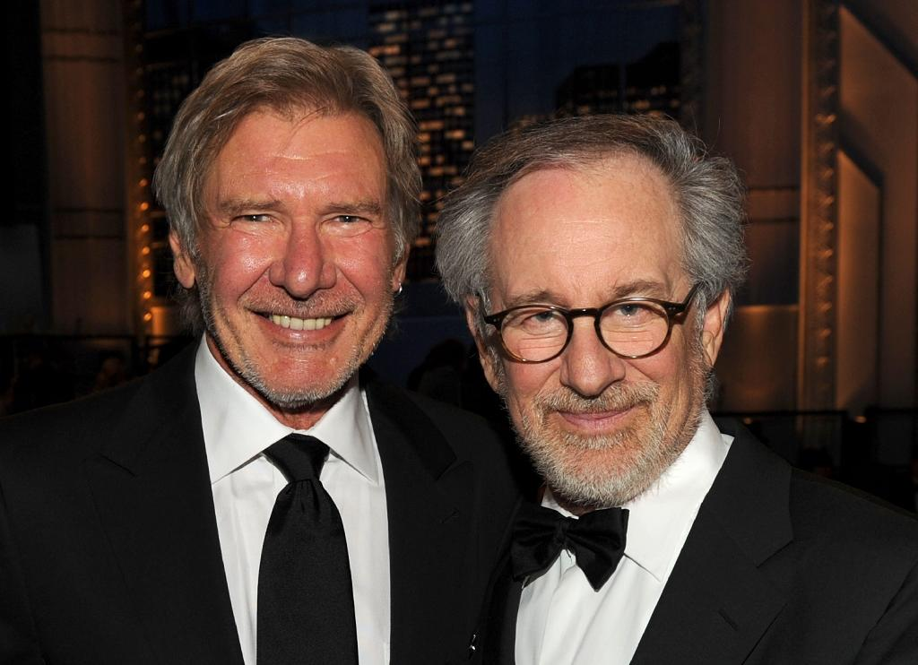 Spielberg wants new 'Indiana Jones' film before Ford 'hits 80'
