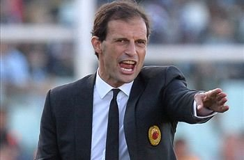 'Milan season cannot be a failure' - Allegri