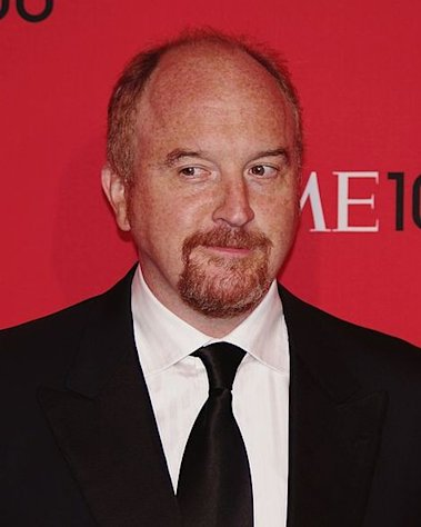 "Louis C.K. hit the ""SNL"" screen this weekend."