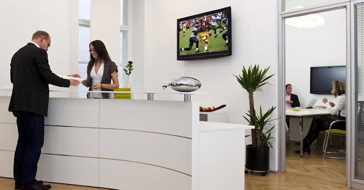 Keep Your Business Ahead Of The Curve With DIRECTV