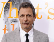 FILE - This Nov. 7, 2010 file photo shows Jeff Goldblum at the premiere of &quot;Morning Glory&quot; at The Ziegfeld Theatre in New York. A judge on Tuesday June 12, 2012 granted Goldblum a three-year restraining order against Linda Ransom, who the actor says has been harassing him for a decade and came to his house repeatedly last month. (AP Photo/Peter Kramer, file)