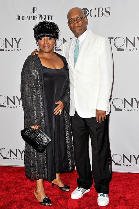 Richardson Jackson Tony Awards