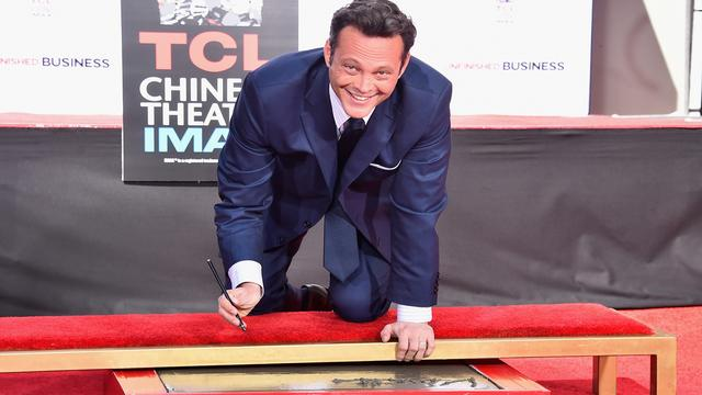 Vince Vaughn Talks 'True Detective' and the Story Behind the Hilarious Stock Photos