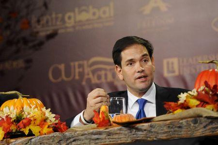 Youthful Rubio's message appeals most to seniors