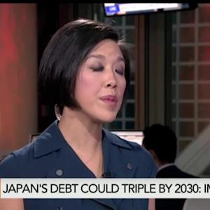 IMF Warns Japan's Debt Could Triple by 2030
