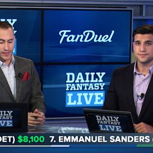 Daily Fantasy Live: CFB Fun with Numbers (10/2)