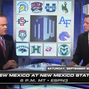 Inside New Mexico Football