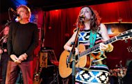 Robert Plant Joins Patty Griffin Onstage for Austin Benefit Show