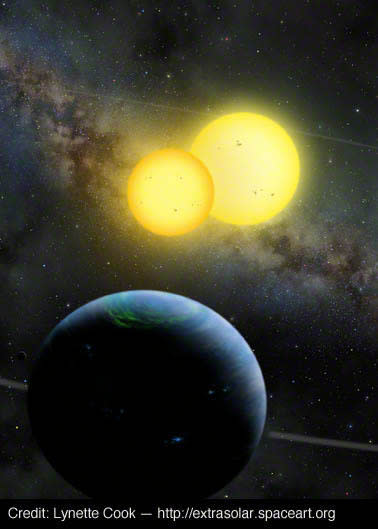 The Wildest Alien Planets of 2012