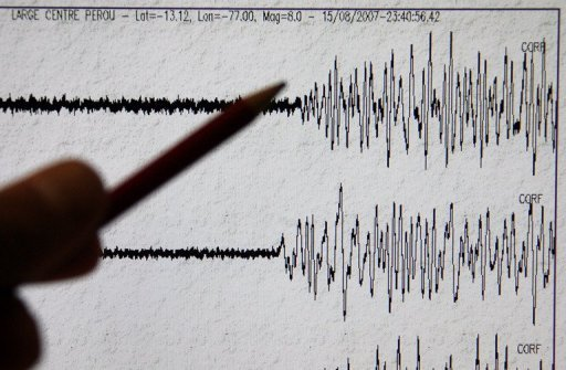 The quake's magnitude was 8.7, according to a revised measurement from the US Geological Survey