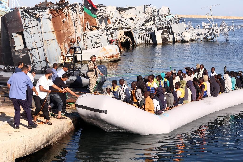 UN council eyes vote to approve EU action against migrant smugglers