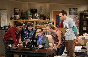 Ratings: 'Big Bang Theory,' 'Two and a Half Men' Top 'Idol,' But Fox Wins Night