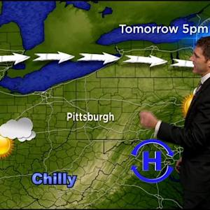 KDKA-TV Evening Forecast (3/5)