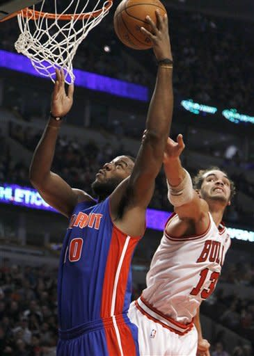 Boozer leads Bulls past Pistons 92-68
