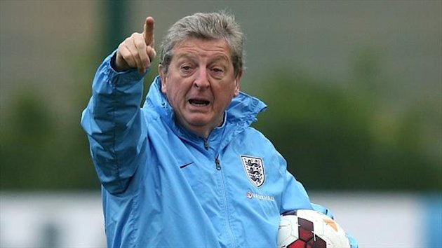 Roy Hodgson plans to field a very different team against Grmany to the one that was beaten by Chile