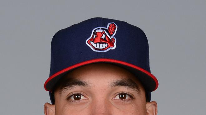 Ubaldo Jimenez Baseball Headshot Photo