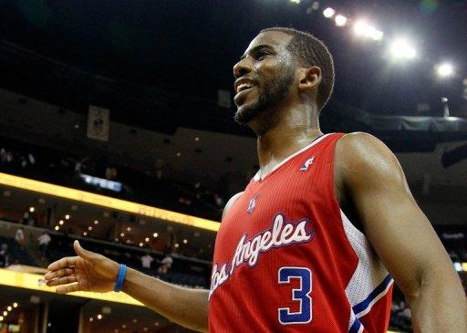 Chris Paul of the Los Angeles Clippers