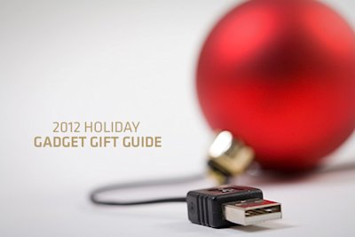 2012 Hot Gadget                              Holiday Gift Guide