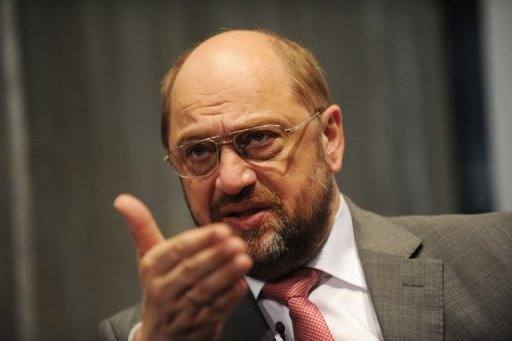 EU-Parlamentsprsident Martin Schulz (SPD) hat sich fr neue Verhandlungen ber das mit Griechenland vereinbarte Hilfs- und Sparpaket ausgesprochen
