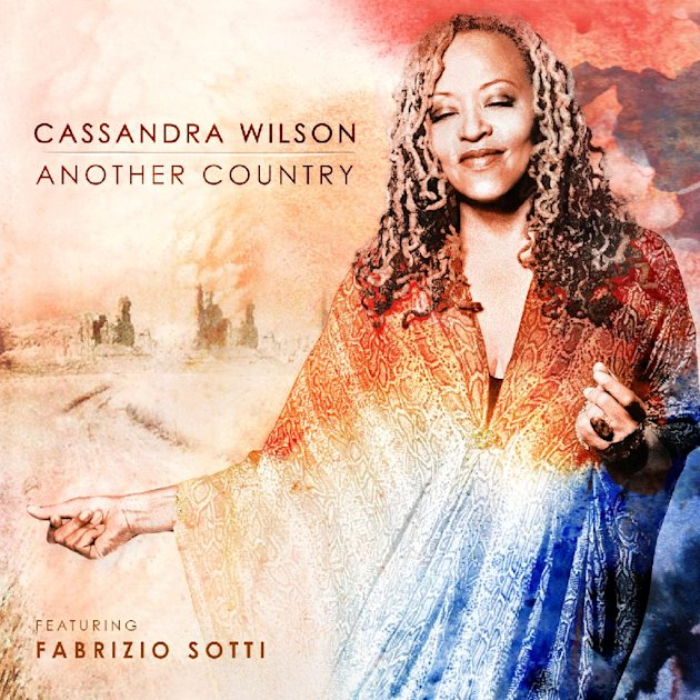 "This CD cover image released by eOne Music shows the latest release by Cassandra Wilson, ""Another Country."" (AP Photo/eOne Music)"