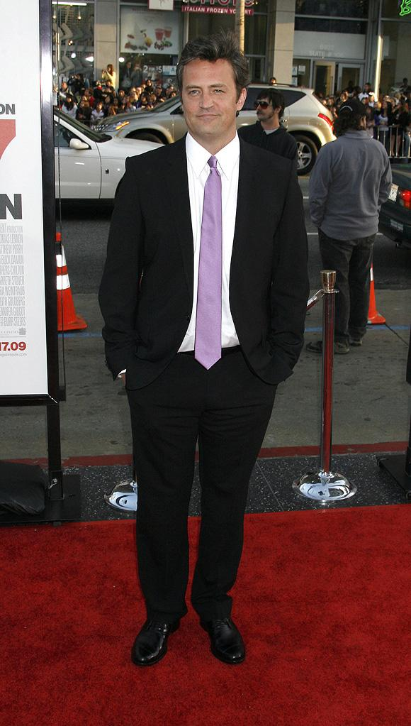 17 Again LA Premiere 2009 Matthew Perry