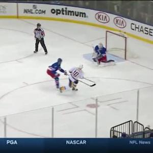 Cam Talbot Save on Michael Santorelli (08:52/3rd)