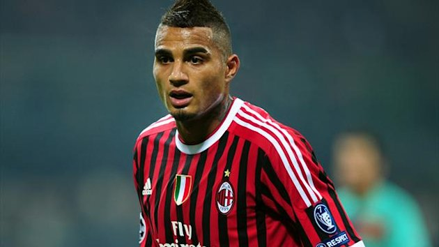 Kevin-Prince Boateng walked off the pitch after allegedly hearing racist abuse from fans