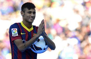 Neymar and Messi will be 'the bomb,' says Alves