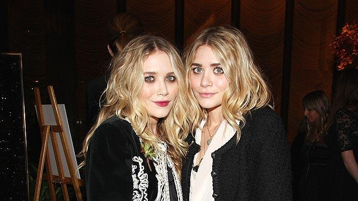 Olsen Ashley CFDA Reception
