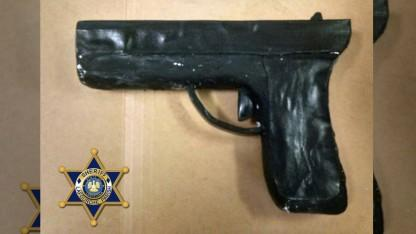 Officials: Inmates Try to Escape Prison Using Gun Made From Soap, Toilet Paper