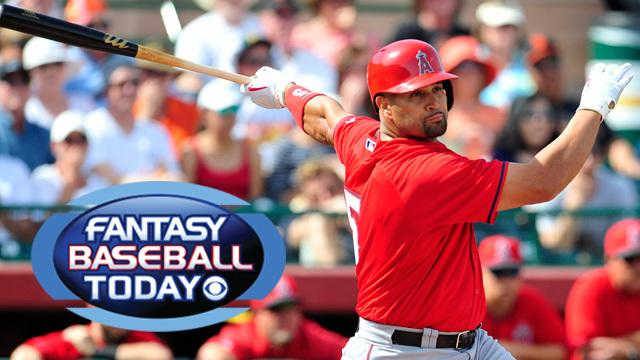Fantasy Baseball Today: Who Would You Draft? (3/13)