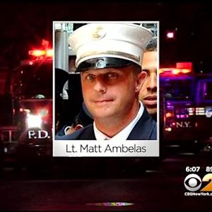 Thousands Turn Out To Remember FDNY Hero Killed In The Line Of Duty