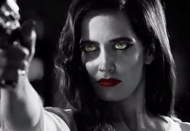 Eva Green in 'Sin City: A Dame to Kill For'
