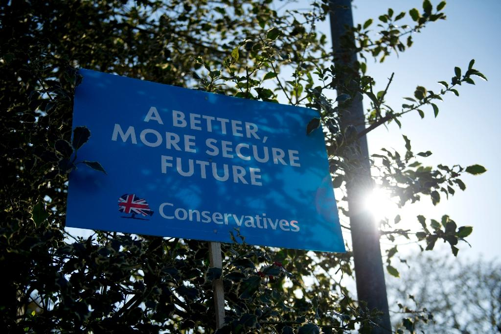 UK Conservative candidate suspended over anti-semitic post