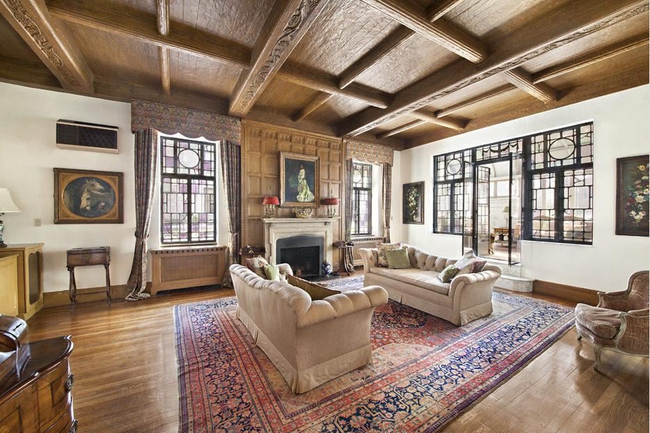 Pricechopper: Coffered-Ceilinged Sutton Place Co-Op Now Wants $5.1M