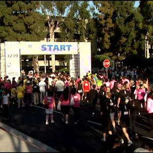 Making Strides Against Breast Cancer Walk To Be Held In OC In October