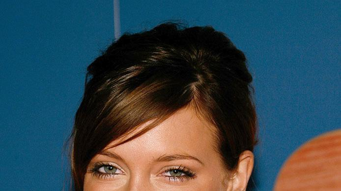 Katie Cassidy attends the T-Mobile Launch Party for The T-Mobile Sidekick LX Tony Hawk Edition on August 1, 2008 in Hollywood, California.