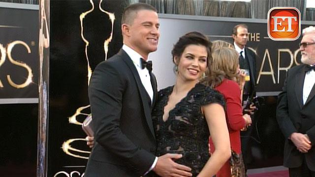 Report: Channing & Jenna Welcome Baby
