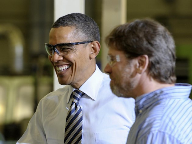 Obama raising campaign cash in California - Yahoo! omg!